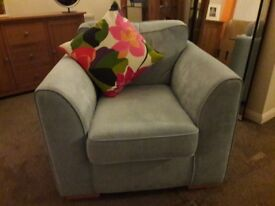 3 Seat Sofa and Matching Chair