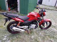 Lexmoto 125 cc