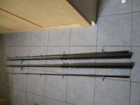 2x 11 foot Tench / Barbel rods