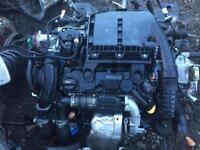 Citroen Dispatch 1.6 Euro 6 115bhp Engine Motor Complete 2017