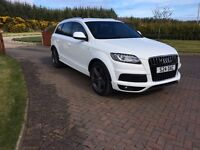 Audi Q7 S Line Quattro for Sale