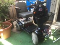 Shoprider Cadiz TE 889 SL Mobility Scooter,free local delivery