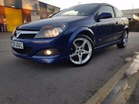ASTRA diesel 1.9 CDTI Sri 150bhp sport coupe XP pack
