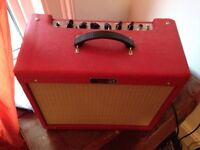 Fender Blues Junior III Royal Blood Limited Edition (bought 10 months ago)