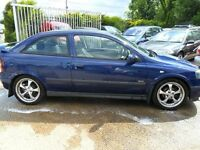 vauxhall astra 1.6 parts from a 2004 3 door sxi car