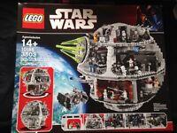 Lego Death Star Brand New 10188