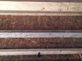 I Beam, Engineered Timber Joists 400mm x 90mm