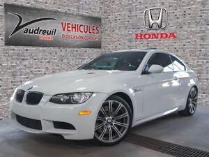 2013 BMW M3 *MANUEL*TOIT OUVRANT*GPS*