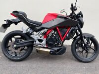 2016 HYOSUNG GD250N -BIKE IS SPOTLESS -LOW MILES 1060-LONG MOT -FINANCE AVAILABLE £2299