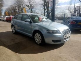 Audi A3 1.9 TDI Sportback 5dr very good Condition, WARRANTY, CARD PAYMENTS, CAR4YOU DRIVE AWAY TODA
