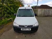 NO VAT. Vauxhall Combo 2000 CDTI, 1 Owner, 91,000 Miles, Full History,MOT 28/2/18, TEL-07477651115