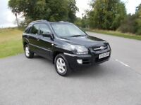 2008 08 KIA SPORTAGE 2.0 XR 4X4 5 DOOR CALL 07791629657