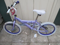 Girls bike for parts or repair