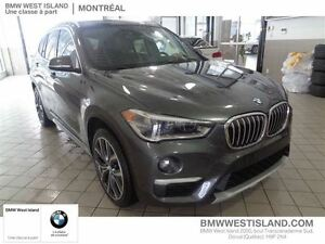 2016 BMW X1 xDrive28i PREMIUM ENHANCED, SPORT PERFORMANCE PKG