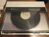 TECHNICS SL-QL1 LINEAR TRACKING RECORD DECK - AUDIOPHILE QUALITY - WORKING WITH ISSUES -SHEERNESS