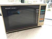 Sharp Carousel Microwave Oven + Wall Mount - Brockley, London SE4