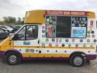 Ice cream van 7000