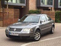 2004 VW PASSAT 1.9 TDI HIGHLINE MANUAL BLACK LEATHER HEATED SEATS TIMMING BELT CHANGED 144K