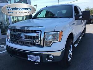 2013 Ford F-150 XLT ECOBOOST, BAS KM