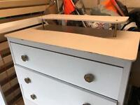 Small chest of drawers - perfect for child's room