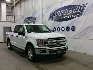 2018 Ford F-150 XLT SuperCrew 300A Ecoboost