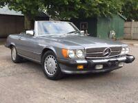 1987 Mercedes-Benz SL Class 560 SL