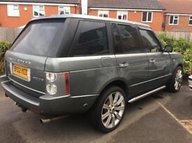Land Rover Range Rover LPG