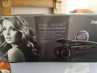 Babyliss Curl Secret - great condition - purple - in box - £30 ono - collection only Princes Ave