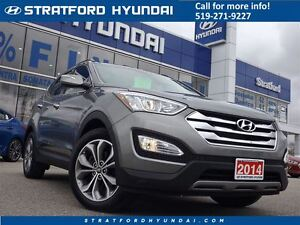2014 Hyundai Santa Fe Sport 2.0T SE | LEATHER | PANORAMIC SUNROO