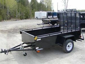 2016 Advantage 5X8 UTILITY TRAILER BT583R