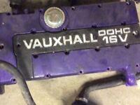 VAUXHALL NOVA 2.0 PARTS REDTOP
