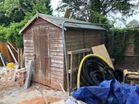 10 x 6 Garden shed