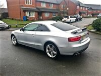 BARGAIN! 2010 AUDI A5 QUATTRO 2.0 TDI COUPE START/STOP 170BHP! FULLY LOADED! IMMACULATE CONDITION!