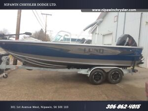 2017 Lund Boat Co 2075 TYEE