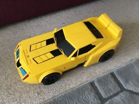 Transformers bumble bee XL £10