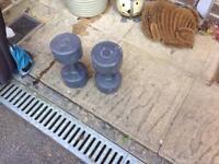 5kg weights