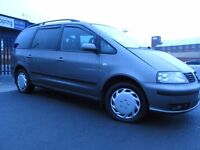 2006 Seat Alhambra 1.9 Reference TDI , 5dr 7 Seate
