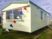 Very Cheap 2 bed 6 berth FREE 2017 site fees static caravan clacton essex kent suffolk norfolk