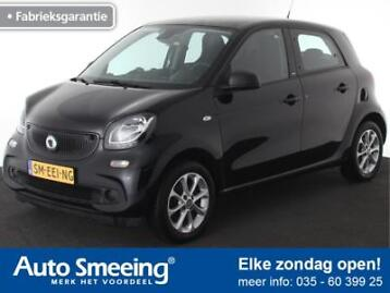 4x Smart Forfour 1.0 Passion Automaat Cool&Audio LED