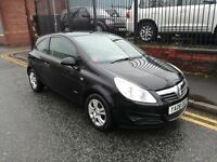 2008 Vauxhall Corsa 1.0 i 12v Breeze 3dr Hatchback, Warranty & Breakdown Available, £1,795