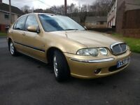 Rover 45 1.6 IL above average condition 94000 miles