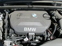 2016 BMW X1 F48 B47C20A ENGINE 2.0 DIESEL BARE 34392 MILES #13029