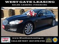 2010 Jaguar XF | PREM LUXURY | NO ACCIDENTS |
