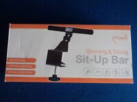 Fitness Slimming & Toning Sit-Up Bar