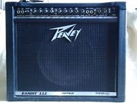 Peavey Bandit 112 guitar amp Transtube sound. Solid USA edition, best version available