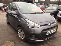 Hyundai i10 1.0 SE 5dr£3,985 p/x welcome FREE 1 YEAR WARRANTY, NEW MOT