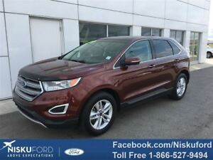 2015 Ford Edge SEL AWD Panoramic Moonroof Navigation and more!!