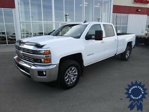 2016 Chevrolet Silverado 3500HD LT Crew Cab Long Box 8'