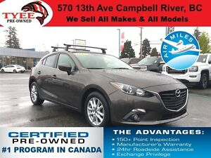2015 Mazda MAZDA3 GS Sunroof Heated Seats Bluetooth