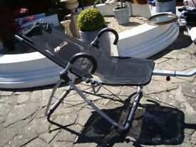AB LOUNGER IN EXCELLENT CONDITION ONLY £20 FOR QUICK SALE can deliver for cost of fuel